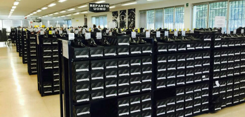 fratelli rossetti outlet parabiago
