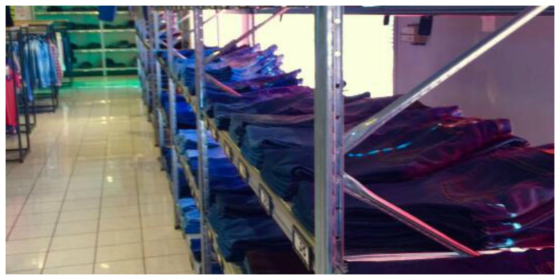 nerviano assortimento jeans levis