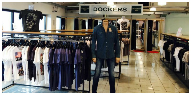 nerviano outlet dockers