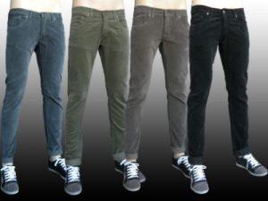 pantaloni uomo colori neutri