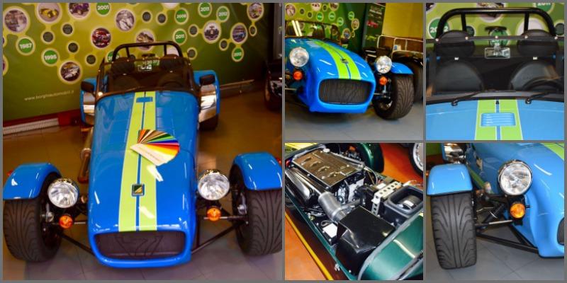 Caterham Borghi auto