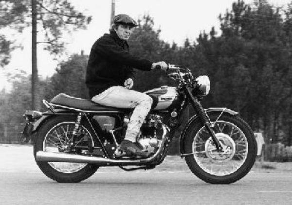 Steve McQueen e le moto