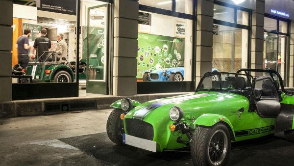 borghi automobili Milano