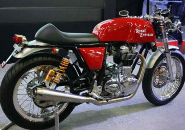 Royal Enfield 22