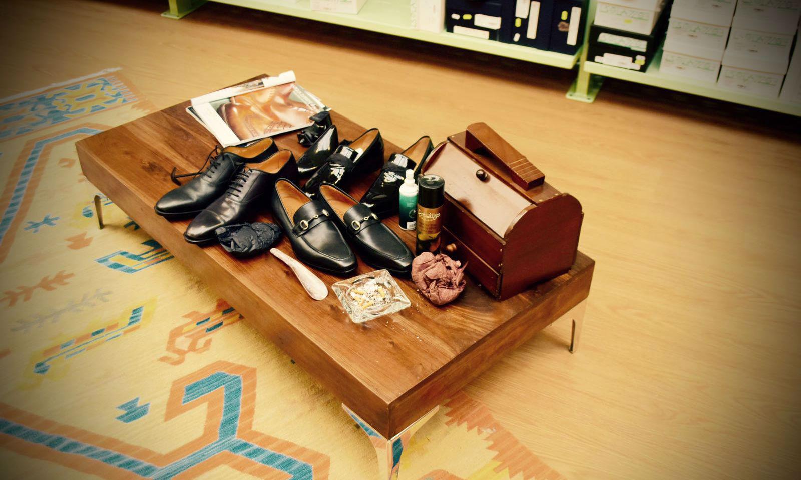 Outlet solazzo scarpe da uomo artigianali stile ruvido - Outlet della piastrella milano ...