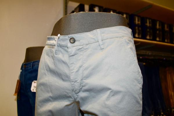 pantapiu pantaloni milano