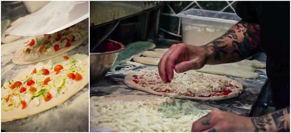 Scraus Elettric Pizza Burger
