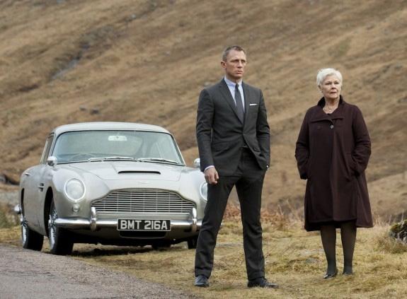 Bond M DB5