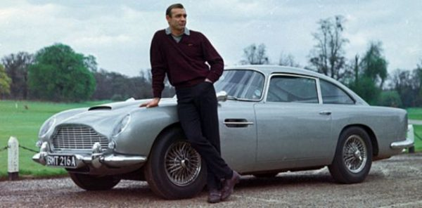 db5 Connery
