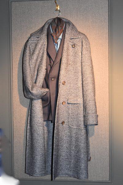 Pitti immagine 2018 cappotto