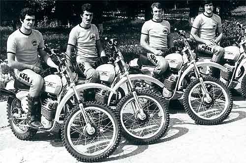 Squadra KTM