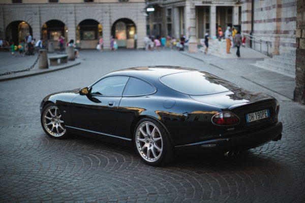 jaguar xke luca